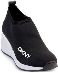 DKNY Parks Sneaker - Black