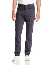 Levi's - 508 Regular Tapered-fit Line 8 Twill Pant - Lyst