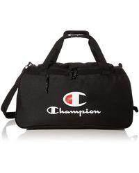 Champion Unisex Adult Duffel Bags - Black