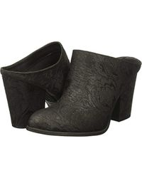 Kenneth Cole Reaction - Tap Dance Slip On Bootie Shootie With Western Heel-fabric Ankle - Lyst