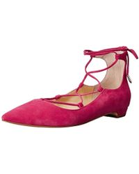 Ivanka Trump Tropica Ballet Flat - Pink