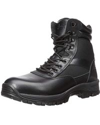 Dickies Javelin Inside Zip Military And Tactical Boot - Black