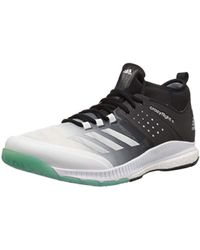 detailed look 07a3f faa3e adidas - Shoes  Crazyflight X Mid Volleyball Shoe - Lyst