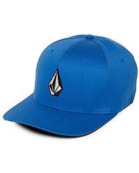 Volcom Quarter Twill Hat - Blue