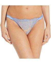 Cosabella String Bikini - Blue