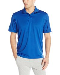 Champion Double Dry Polo - Blue
