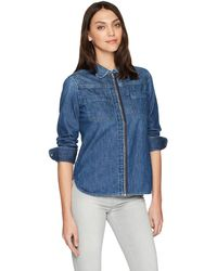 AG Jeans Christine Shirt - Blue