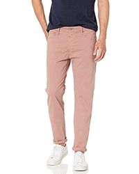 AG Jeans The Dylan Slim Skinny Sud Pant - Pink