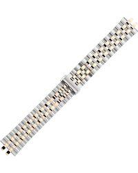 Tissot Bi-color Bracelet - Metallic