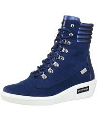 Kenneth Cole Reaction Rhyme Hiker Sport Wp Walking Shoe - Blue