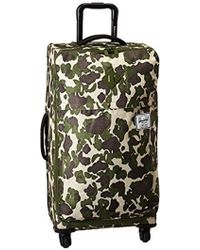 Herschel Supply Co. - Highland Large (raven Crosshatch) Luggage - Lyst