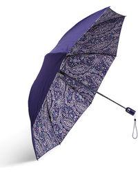 Vera Bradley Womens Inverted Umbrella Accessory - Multicolor