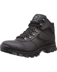 Timberland Mt. Maddsen Hiker Boot - Black