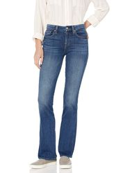7 For All Mankind 1036 For All Kind Bootcut Jean - Blue