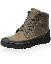 086c60caf5a Geox - D Amaranth B Abx Lace Up Ankle Boot - Lyst