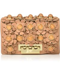 Zac Zac Posen - Eartha Card Case Ginger Credit Card Holder - Lyst