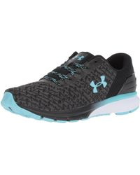 Under Armour Charged Escape 2 Running Shoe - Black