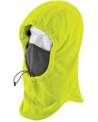 Carhartt Fleece Balaclava - Yellow