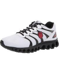 K-swiss Mens Tubes Scorch Training Shoe Sneaker - Black