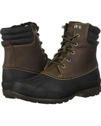 Sperry Top-Sider Cold Bay Boot Ice+ Snow - Gray
