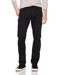 PAIGE - Dylan Garment Dyed Cargo Pant - Lyst