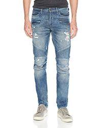 Hudson Jeans The Blinder Biker Jean - Blue
