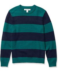 Amazon Essentials - Midweight Crewneck Sweater - Lyst