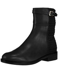 Cole Haan Lexi Leather Bootie - Black