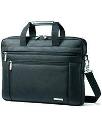 Samsonite Classic Business 15.6 Laptop Shuttle - Black
