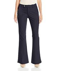 Lee Jeans Modern Series Midrise Fit Dream Pant Ashlyn Bootcut Pant - Blue