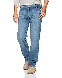 Wrangler Authentics S Classic Regular-fit Jean - Blue