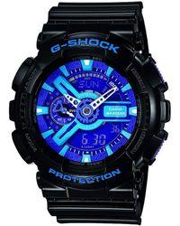 G-Shock Xl Series G-shock Quartz 200m Wr Shock Resistant Resin Color:black