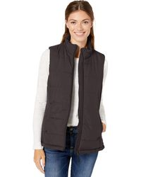 Amazon Essentials Heavy-Weight Puffer Vest Down-Outerwear-Vests - Metallizzato