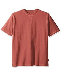 Woolrich - First Forks Solid T-shirt - Lyst
