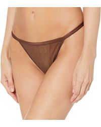 Cosabella String Bikini - Black