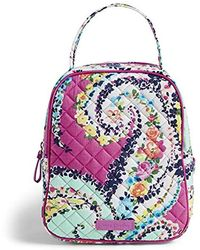 Vera Bradley - Iconic Lunch Bunch, Signature Cotton - Lyst