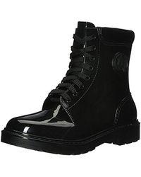 5c2b89f5 Rain Capsule Lace Up Boot - Black