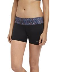 Freya Speed Athletic Short - Blue