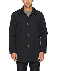 Cole Haan - 2-in-1 Car Coat With Removable Lining - Lyst