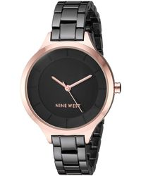 Nine West Bracelet Watch - Metallic
