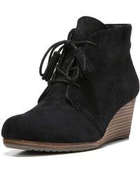 Dr. Scholls Dr. Scholl's Dakota Boot - Black