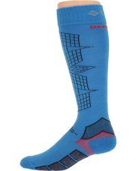 Columbia Erwachsene RCS731 Knee High Socks-Medium Skisocken - Blau
