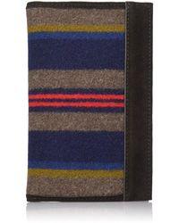 Pendleton Secretary Wallet - Multicolor