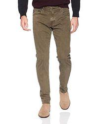AG Jeans The Tellis Modern Slim Leg Sud Pant - Gray
