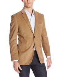 U.S. POLO ASSN. Corduroy Sport Coat - Multicolor