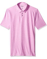 Skechers Golf Pine Valley Polo,violet,xl - Purple