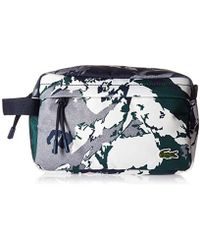 Lacoste Mountain Graphic Toiletry Pouch, 00 - Blue