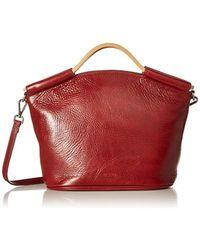 Ecco Sp 2 Medium Doctor's Bag - Red