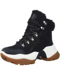 Kenneth Cole Maddox 2.0 Hiker Cozy Sneaker - Black