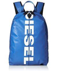 DIESEL - Boldmessage F-bold Back-backpack - Lyst
